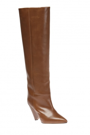 'lokyo' heeled over-the-knee boots od Isabel Marant